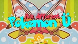 It's different - Pokemon U [ft. Broderick Jones]