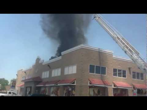 West Valley City Utah Rancho Market Fire