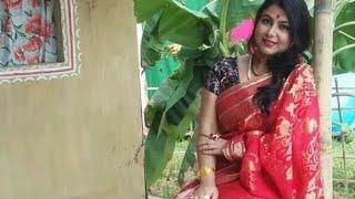 Bolo bolo go sokhi l Manjusree Das l folk song(dhamail) Album- BRISTI.