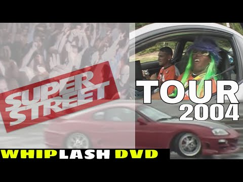 Super Street Tour 2004 to NOPI Nationals in Atlanta GA – Whiplash 2 extra scene