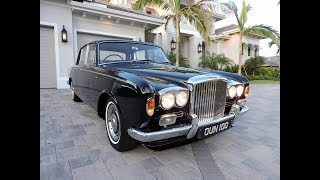 1966 Bentley T1 Sedan Review and Test Drive by Bill - Auto Europa Naples