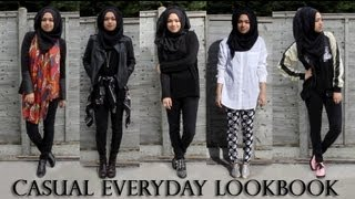 Casual Everday Lookbook Thumbnail