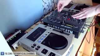 Toto - Just Feel The Beat 8 !!! CDJ100 & XONE:22 & NI TRAKTOR A6
