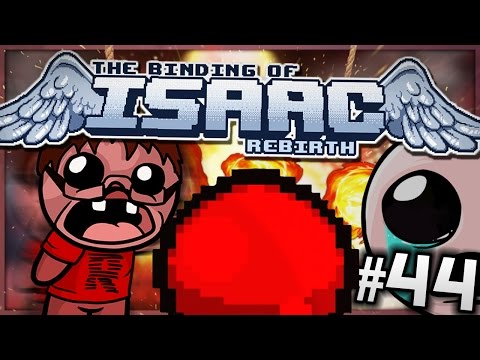 The Binding of Isaac: Rebirth - Demon Conversion! (Episode 44)