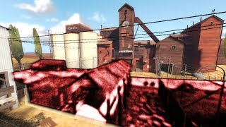 TF2 - 2Fort But The Middle Area Doesn't Exist