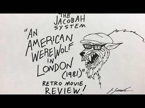 An American Werewolf in London (1981) Retro Movie Review!