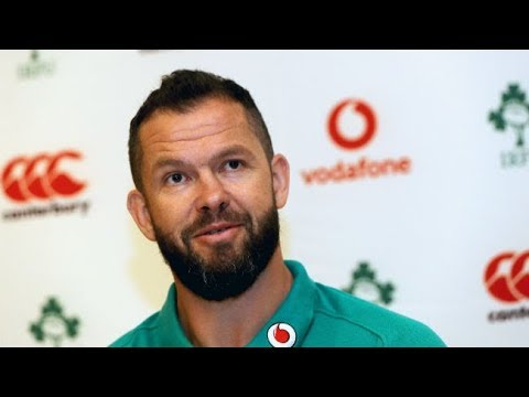 Irish Rugby TV: Browne & Nucifora On Andy Farrell