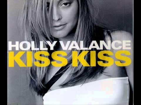 Holly Valance - Kiss Kiss (Footprints 2002) - YouTube
