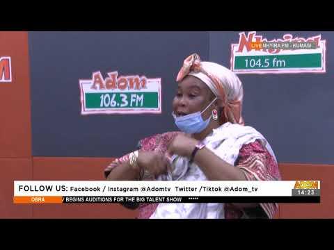 Obra on AdomTV (31-8-21)