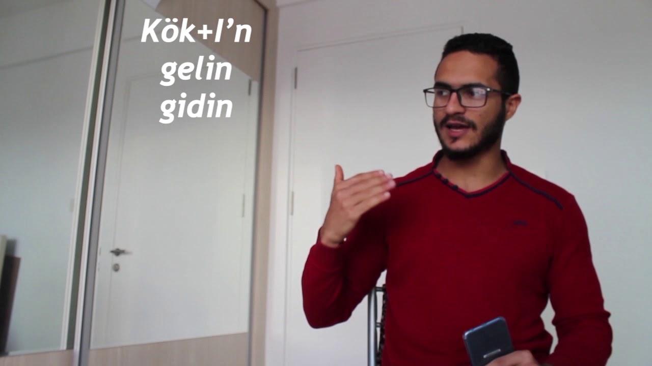 شرح الأمر والنهي في اللغة التركية | الدرس الـ(18)