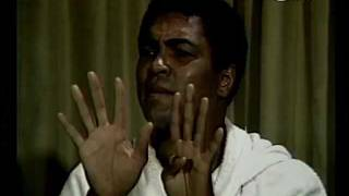 Howard Cosell and Muhammad Ali  (Nice Documentary)