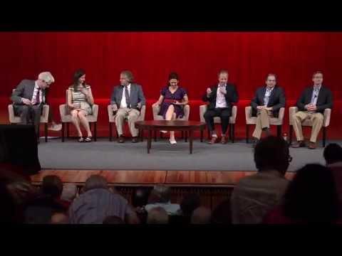 2014 Tech Day: Panel Discussion - Robert van der Hilst, moderator