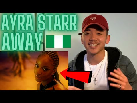 Ayra Starr – Away (Official Music Video) AMERICAN REACTION! Nigerian Music 🇳🇬🔥