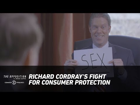 Richard Cordray's Fight for Consumer Protection - The Opposition w/ Jordan Klepper