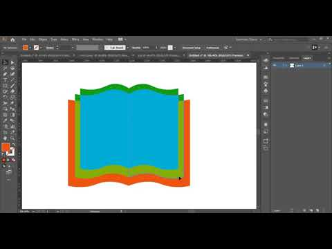 6th  Logo Design Tutorial : How to make a Logo in Adobe Illustrator CC thumbnail