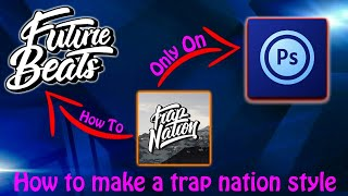 [Tutorial] How to make a Trap Nation logo on ANDROID!!