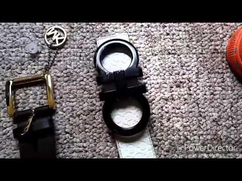 How To Tell If A Ferragamo Belt Is Real >> Ferragamo Belt Review+Real vs Fake | Doovi