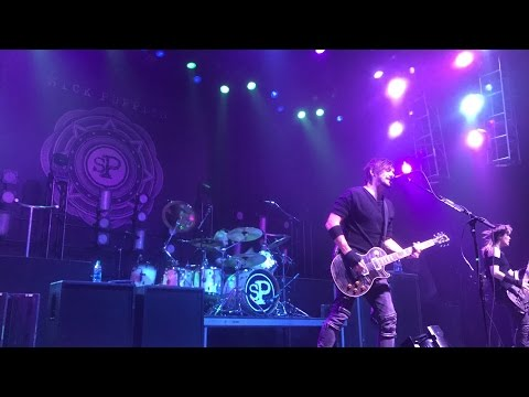 Sick Puppies performing live at Unleashed tour 2017