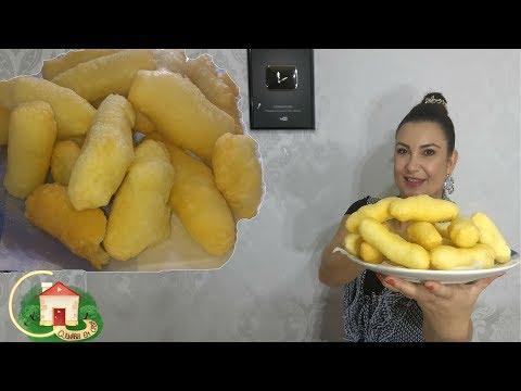 BISCOITO DE POLVILHO FRITO - SEM ESTOURAR - SEM SEGREDO - Culinária em Casa