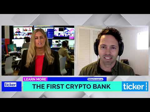 Kraken's Jonathon Miller Talks The First Crypto Bank with Au