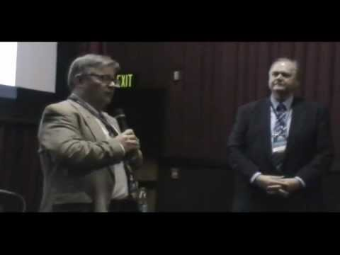 Lukow and Willeman Discuss National Film Registry at Va. Film Festival