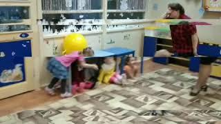 Занятие по адаптации детей в ДОУ