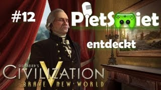 CIVILIZATION V # 12 - Diplomatische Vorherrschaft «»  Let's Play Civizliation V | HD