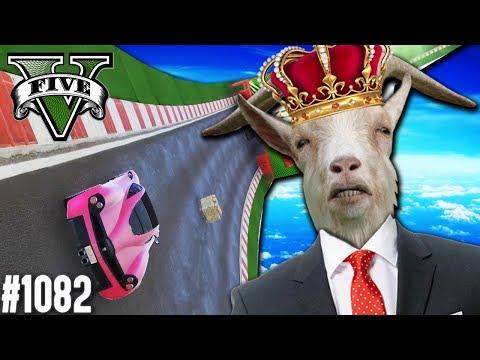 IST DIESER WALLRIDE KING-WÜRDIG? (+Download)| GTA 5 - Custom Map Rennen