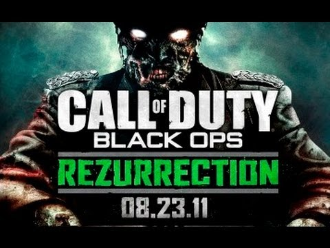 Zombies Rezurrection Map Pack FREE...Includes NEW Moon Map! on call of duty black ops zombies pack, black ops rezurrection map pack, call of duty escalation pack,