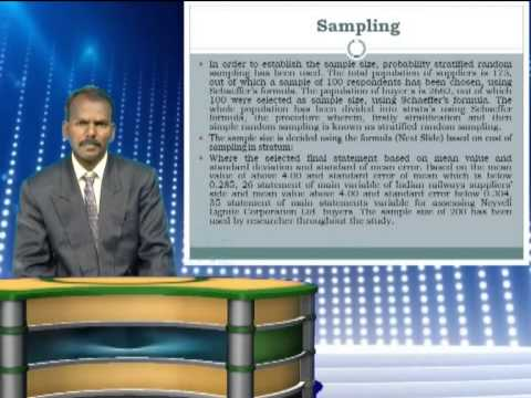 Assessing online E-Marketing and Disposal vis-a-vis E-Procurement NLC & Indian Railway