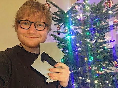"""A dream come true"" - Ed Sheeran's Perfect is 2017's Official Christmas Number 1 