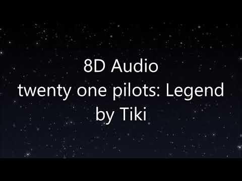 twenty one pilots: Legend - 8D Audio