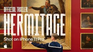 Hermitage: 5 hrs 19 min 28 sec in one continuous take - Official Trailer | Shot on iPhone 11 Pro