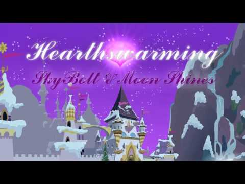 Hearthswarming - SkyBolt & Moon Shines (Christmas Song, Nat King Cole, Ponified)