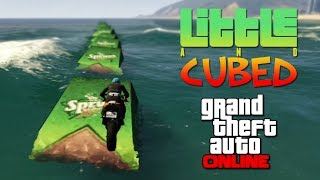 Little and Cubed: Drive on Water! - GTA Online