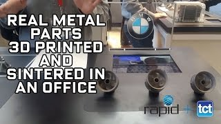 The First Proper Look At Desktop Metal's Affordable Metal 3D Printing System