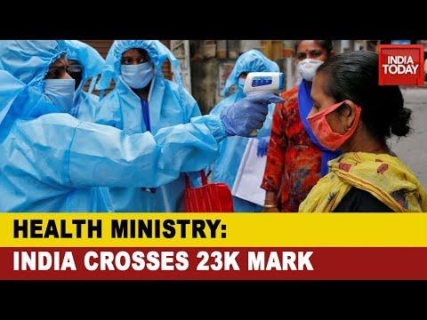 Coronavirus Latest: India's COVID-19 Cases Reach 23,000 Mark With Death Toll At 718