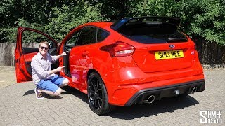 My Focus Rs Interior Makeover Is Complete! | Project Part 2