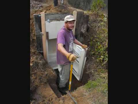 How To Make A Fridge Root Cellar Youtube