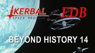 Kerbal Space Program with RSS/RO - Beyond History 14 - Cleaning Up Stations