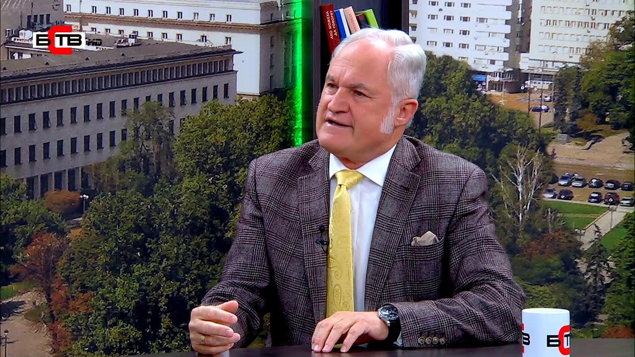 """""""България се събужда"""" (04.11.2019) гост: Кольо Парамов"""
