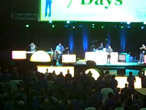Congreso 2012 -7 Days Live at congreso in Waco Tx. I.B.Betel