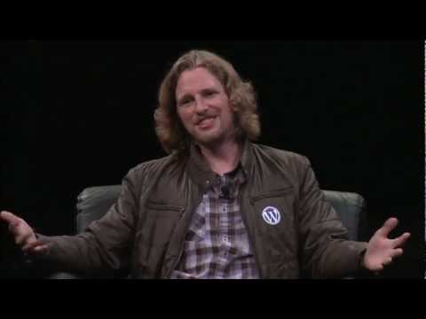 PandoMonthly: Fireside Chat With Matt Mullenweg