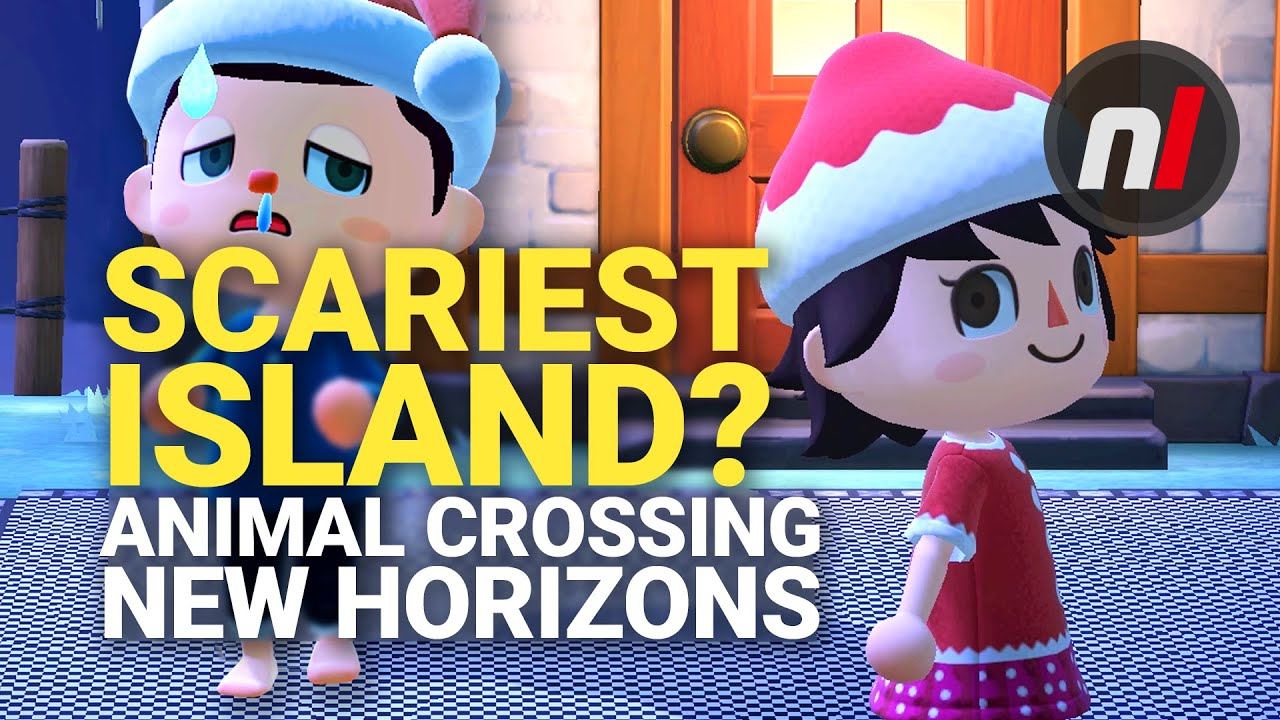 Revisiting The Scariest Island in Animal Crossing New Horizons | Aika Island - Nintendo Life