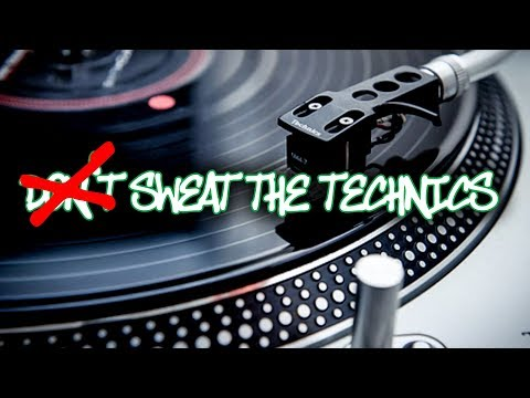 Why I H@te the Technics SL-1200MK2 Turntable (for DJ use)