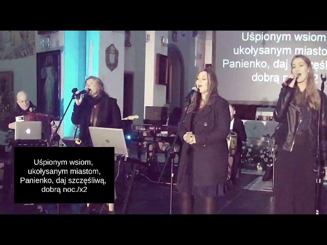 Panience na dobranoc (Zapada zmrok) - Zespół Muzyczny Syjon