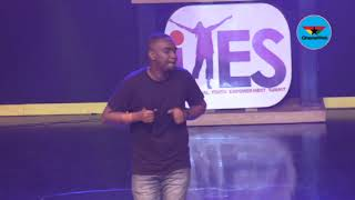 Joe mettle's powerful ministration at iYES 2019