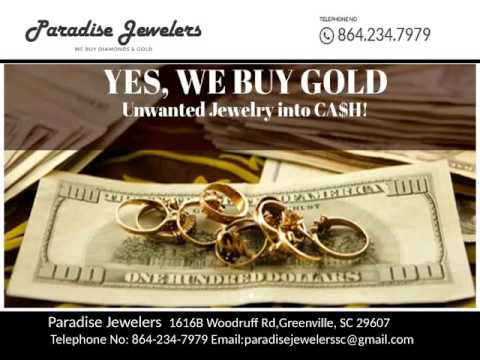Buy and sell gold greenville