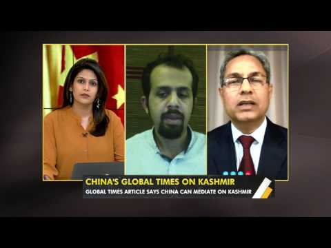 Beijing aims to interfere in Kashmir dispute, Chinese media (WION Gravitas)