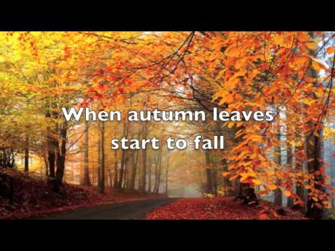 Eva Cassidy - Autumn Leaves (Karaoke Music Video)